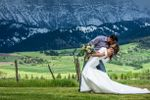 Rustic Mountain Wedding Photography image