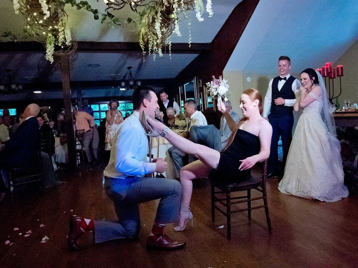 Tmx Reception Placing The Garter 7 51 1058911 1572284405 Scarsdale, NY wedding photography