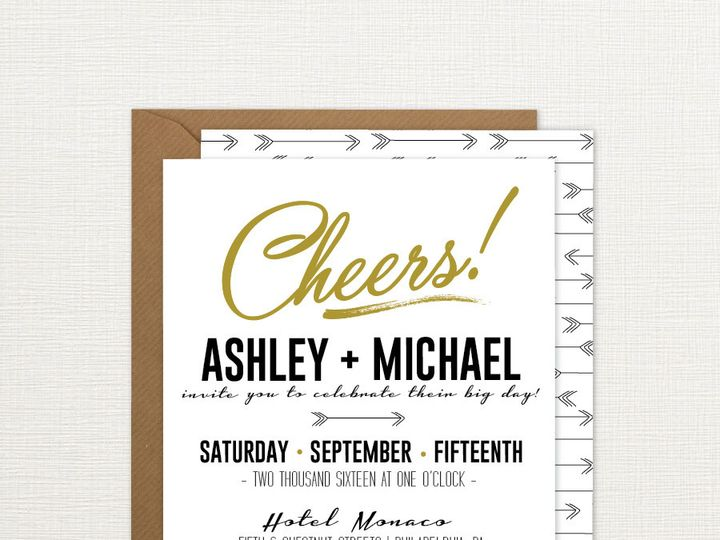 Tmx 1429573750727 Polkadotsinvitationsstoreimage Philadelphia wedding invitation