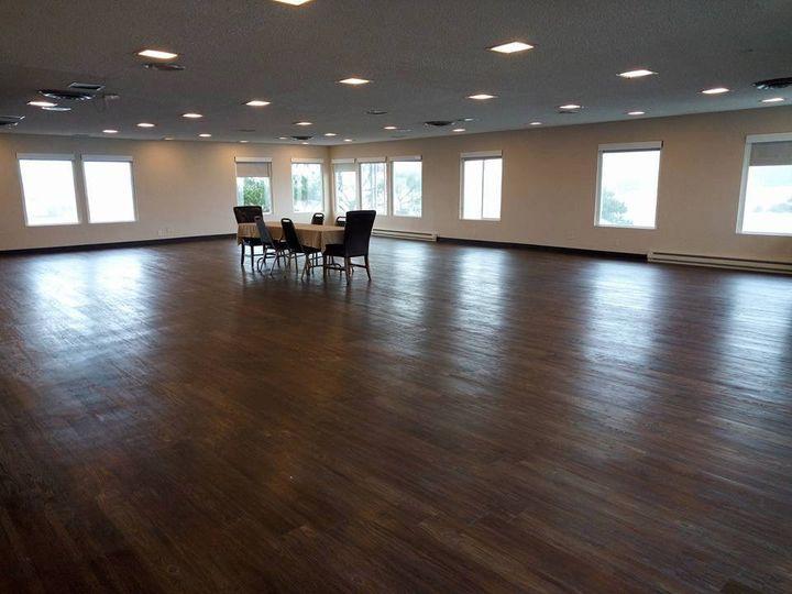 Indoor Banquet Space