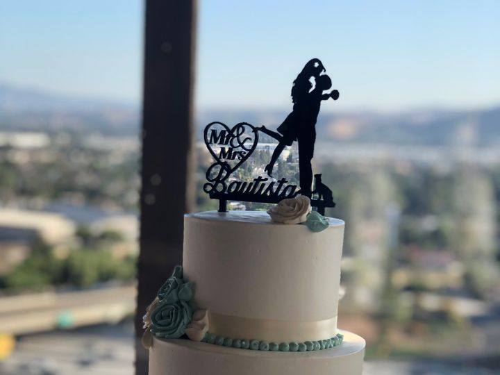 Tmx Mr Mrs Bautista Cake 51 409911 158041868214233 Pomona, CA wedding venue