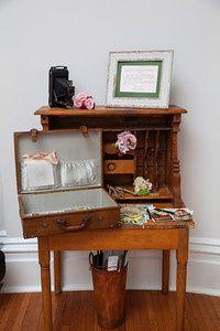 Tmx 1458563970746 Desk Holly Springs, North Carolina wedding florist