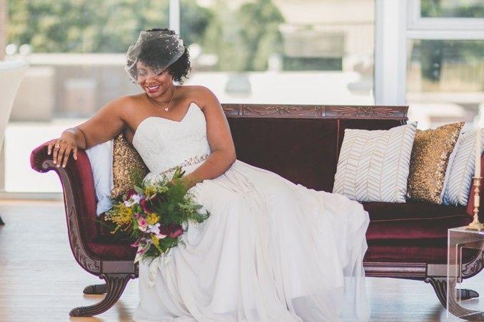 Tmx 1489966159824 Raleighweddingphotographer Imagesbyamberrobinson M Holly Springs, North Carolina wedding florist