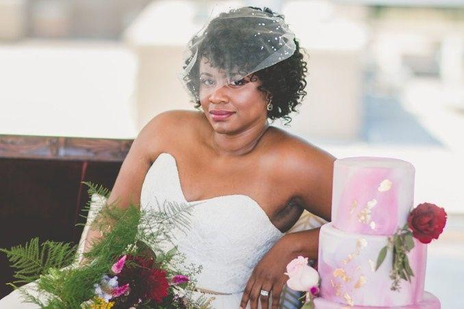 Tmx 1489966166582 Raleighweddingphotographer Imagesbyamberrobinson M Holly Springs, North Carolina wedding florist