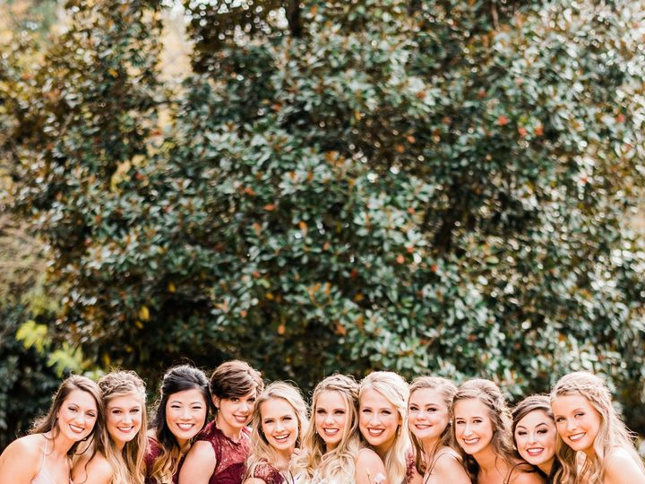 Tmx 1514989449713 Bridemaids 2 Holly Springs, North Carolina wedding florist