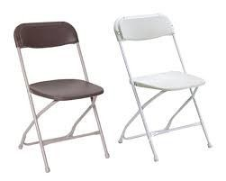 Sample chairs