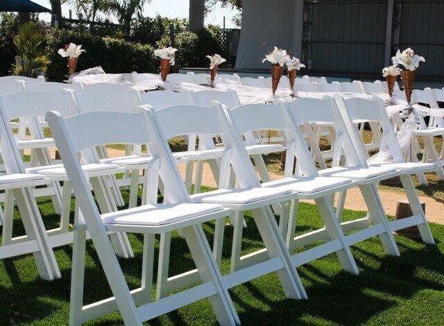 Tmx 1508867365695 Whiteweddingchairs Grand Rapids, MI wedding rental