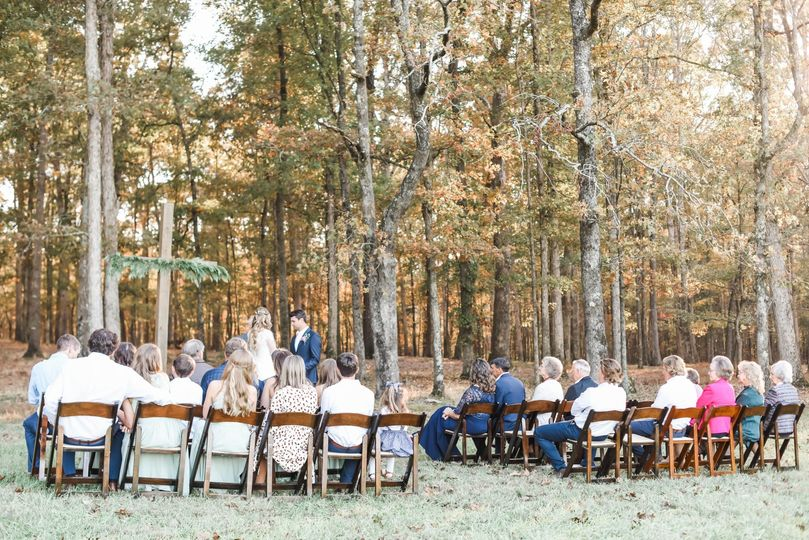 The ceremony - Erika Melson Photography