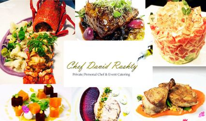 Chef David Rashty - Catering