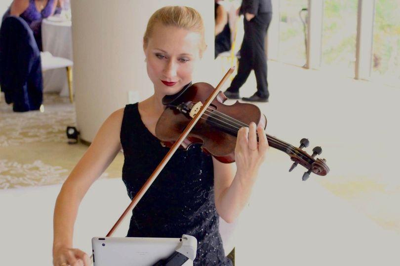 Evgeniya violin