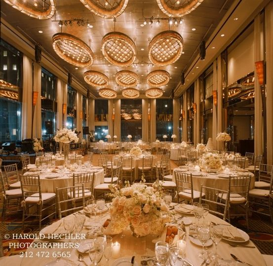 Grand Hyatt New York Wedding Ceremony Amp Reception Venue New York