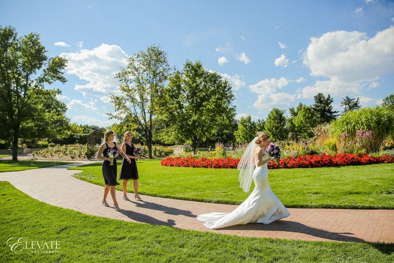 Hudson Gardens Venue Littleton Co Weddingwire