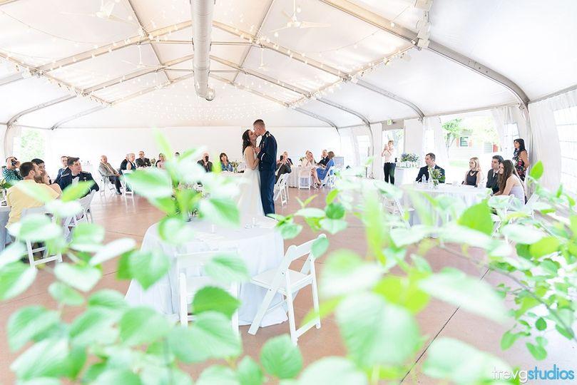 Welcome Garden Pavilion
