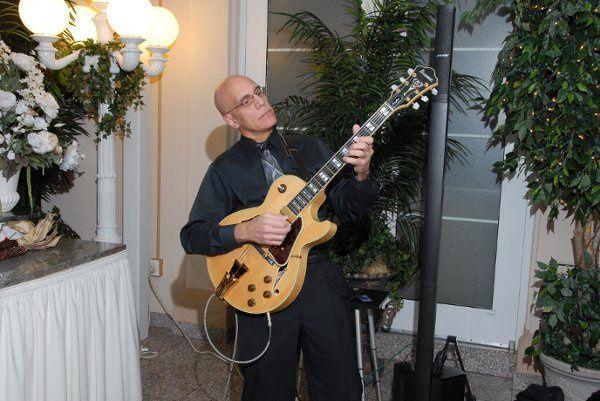 Jazz Guitarist Luiano