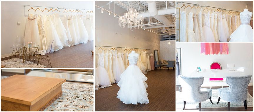 Bella Lily Bridal - An intimate bridal boutique for the modern romantic
