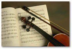 Josh Parks, Violinist