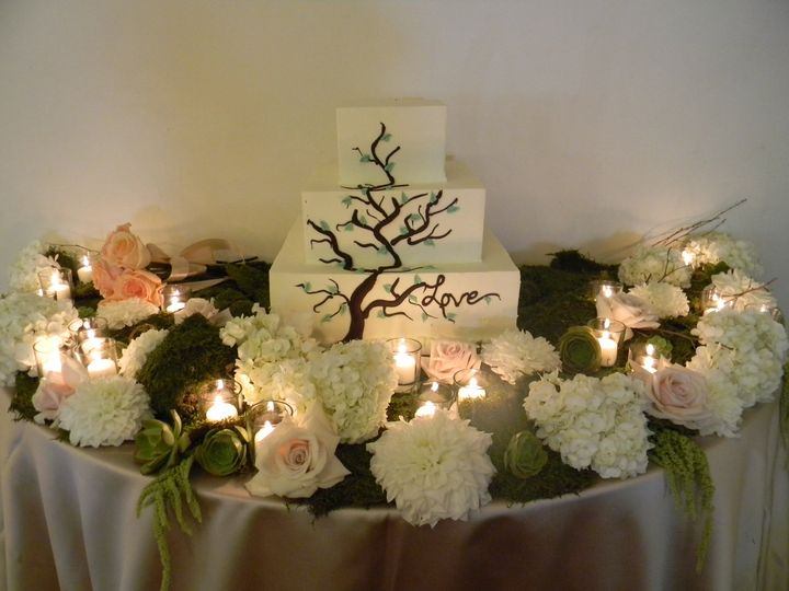 Tmx 1499970200909 Love Branches San Diego wedding cake