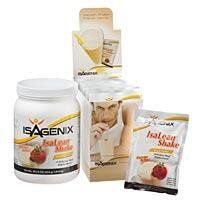 A satisfying and delicious meal replacement shake  You'll love each sip of our smooth IsaLean shake....