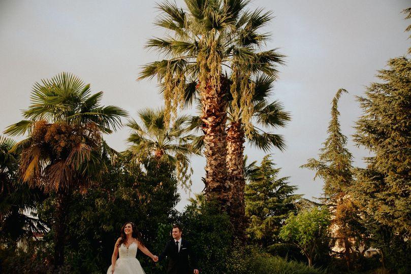 Wedding in Hyatt Recency