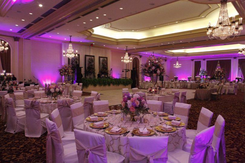 whole ballroom