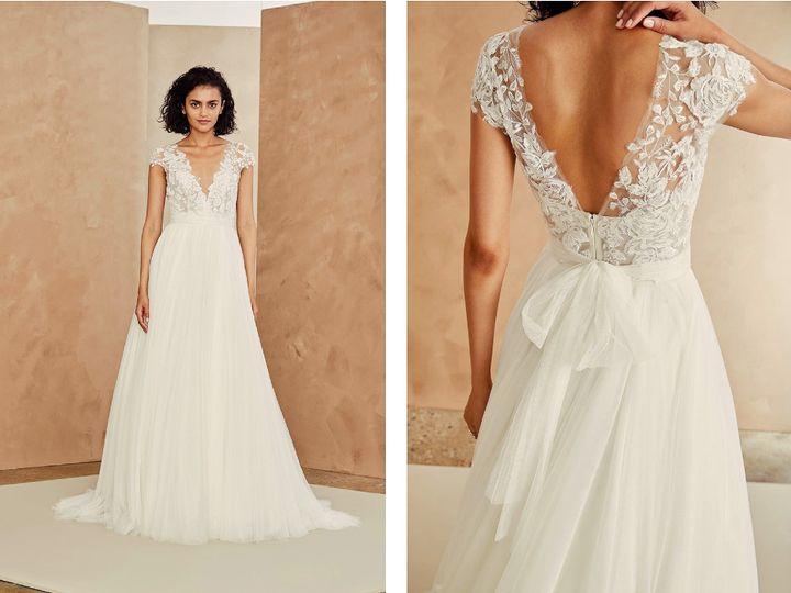 Tmx Double 51 1056021 1567096046 Needham, MA wedding dress