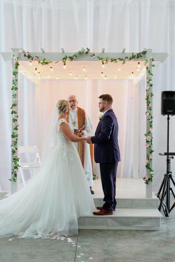 Buckland Hall Wedding