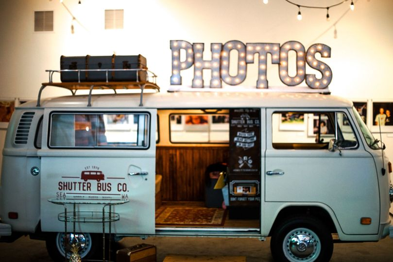 The VW photo bus