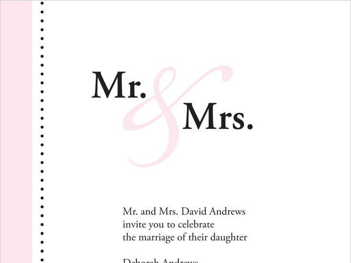 Tmx 1403963349054 Invited 1 Washington wedding invitation