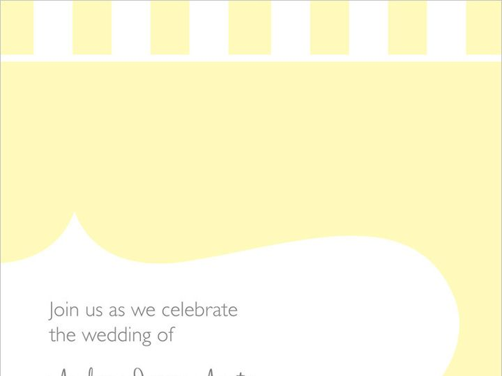 Tmx 1403963380102 Invitea 1 Washington wedding invitation