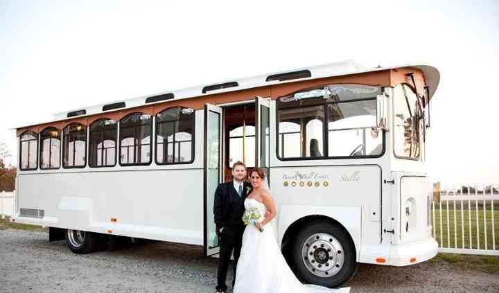 OBX Wedding Trolley