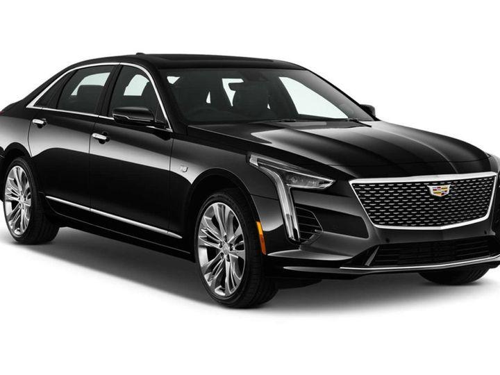 Tmx Cadillac Ct6 Luxury Car Transportation Services 1024x683 51 1049021 1563477923 Garner, NC wedding transportation