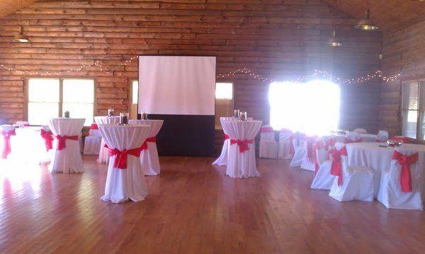 Wedding Reception at Little Seneca
