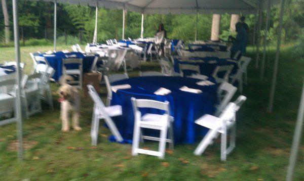 Outdoor Wedding in Fairfax