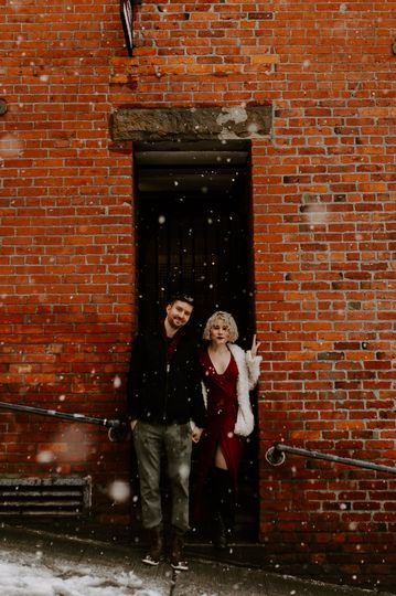 Seattle Couple Session