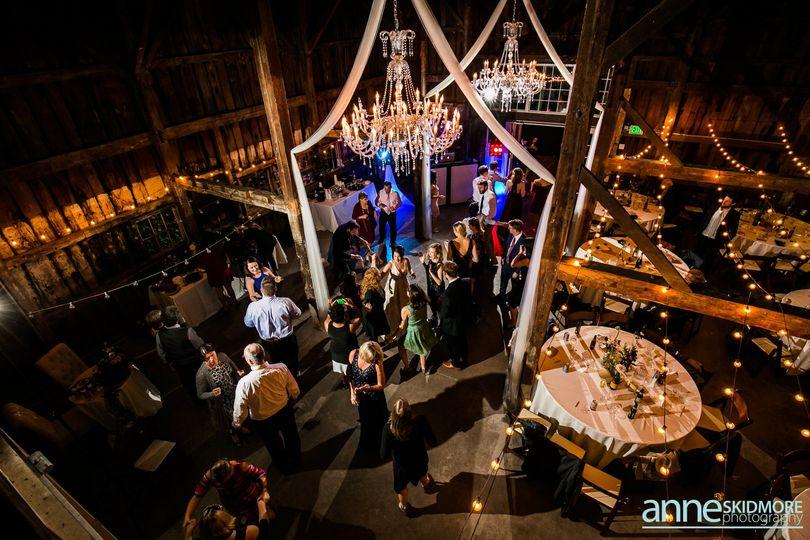 Dance floor From Above