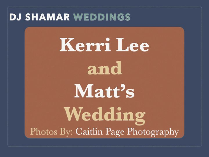 Tmx Dj Shamar Kerri Lee And Matt 001 51 911121 V1 Wolfeboro, New Hampshire wedding dj