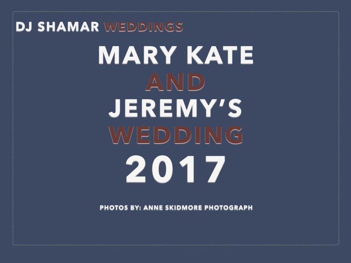Tmx Dj Shamar Mary Kate And Jeremy Wedding 001 51 911121 Wolfeboro, New Hampshire wedding dj