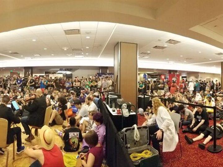 Tmx Dragon Con 2017 Concourse Stage 51 641121 Alexandria, VA wedding ceremonymusic