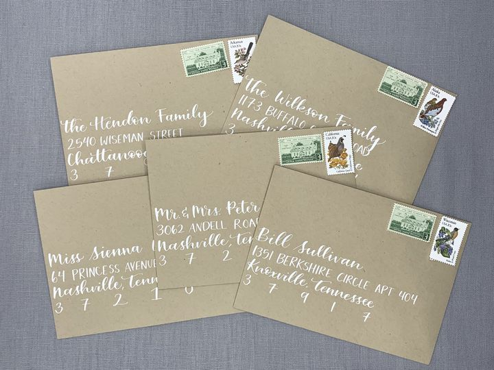 Tmx Simple Calligraphy Envelopes Ac Letters Calligraphy 51 1971121 159519267762498 San Diego, CA wedding invitation