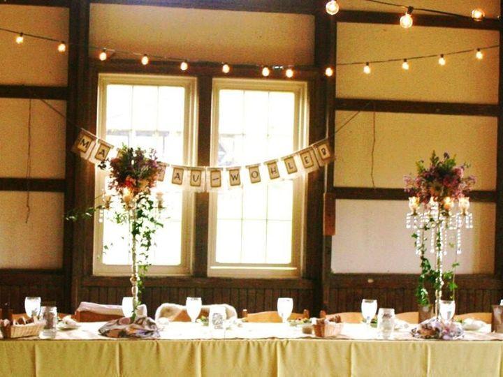 Tmx 1426628631987 Kate Spade Meets Wildflowers Head Table Plain City wedding catering