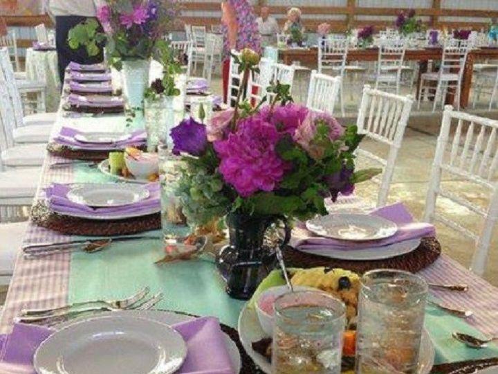 Tmx 1426628825442 Garden Whimsy Tablescape Plain City wedding catering