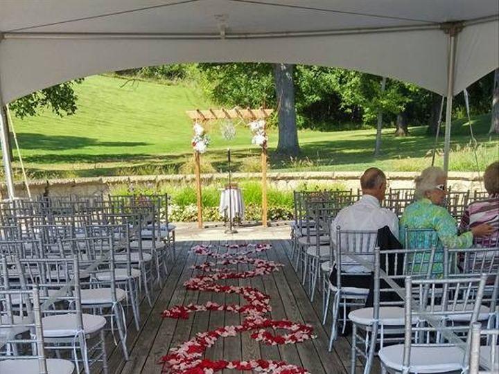 Tmx 1487782747937 Bucklincasto 9.5.2015 Floral Ceremony Aisle Plain City wedding catering