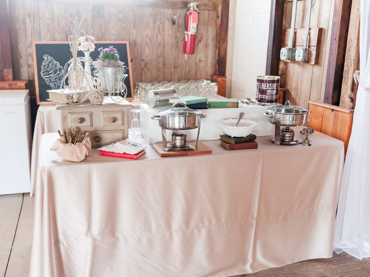 Tmx 1487783136583 Musa And Rebecca Ice Cream Station Pipers Photogra Plain City wedding catering
