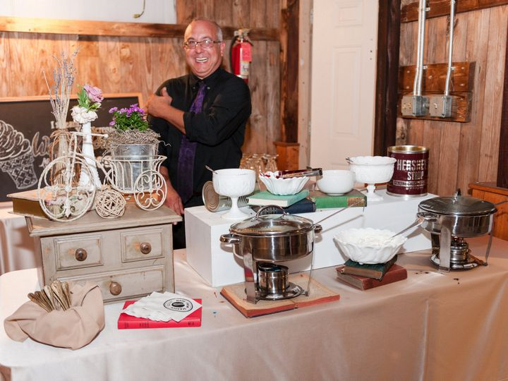 Tmx 1487783155896 Musa And Rebecca Ice Cream Station Pipers Photogra Plain City wedding catering