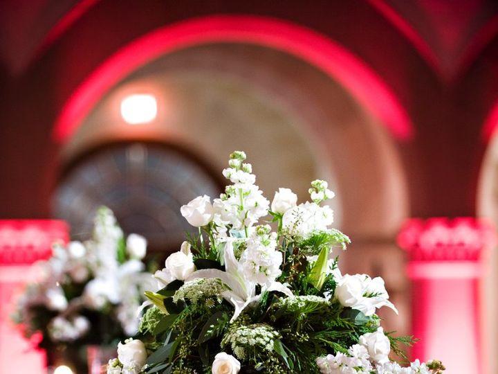 Tmx 1345656220610 PinspottedPinkUplightFloral Virginia Beach, VA wedding eventproduction