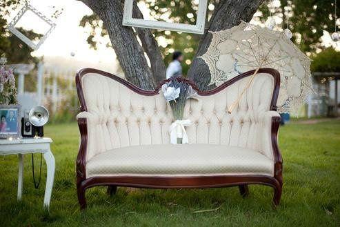 Sweethearts chair