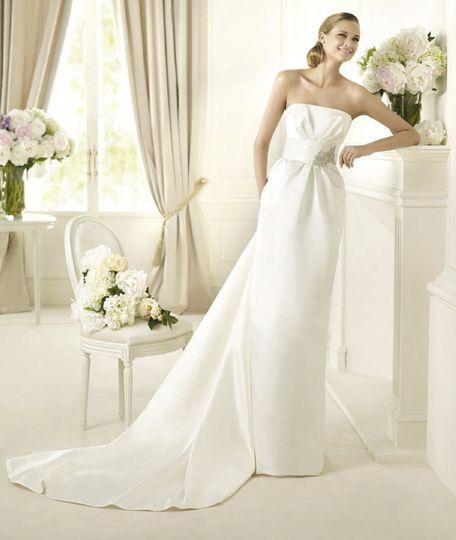 Modern Bridal Shop Dress Attire Orlando Fl