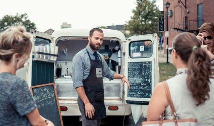 Vagabond Coffee Car