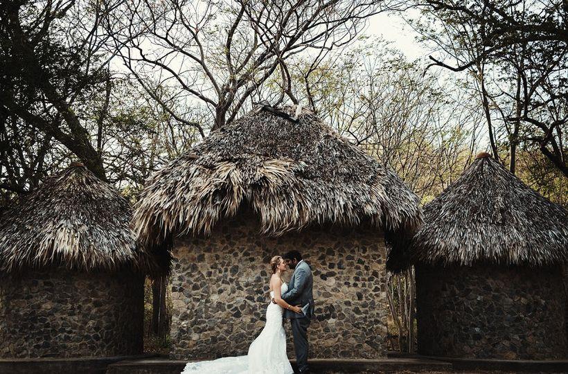 Wedding thatch