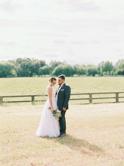 A countryside setting (Grace Aston Photography)